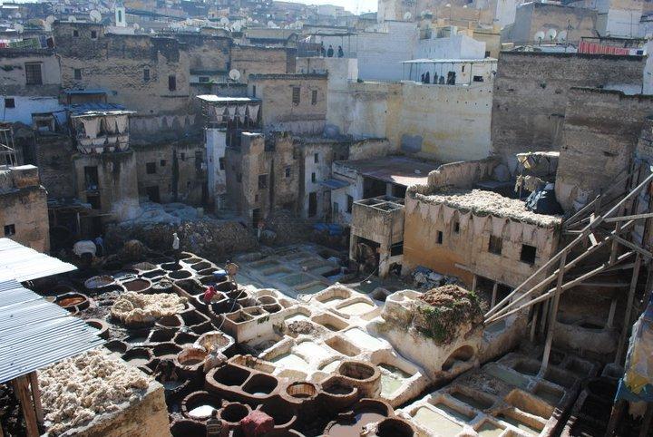Morocco Tours Fez Depart