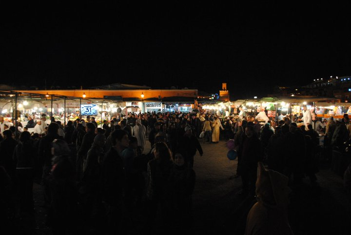 Morocco Tours Depart Marrakech