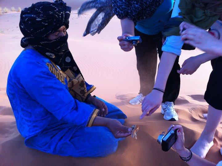 Fes to Marrarakech desert tours